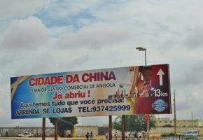 O maior centro de comércio de todo o país: está a chegar a Chinatown de Luanda