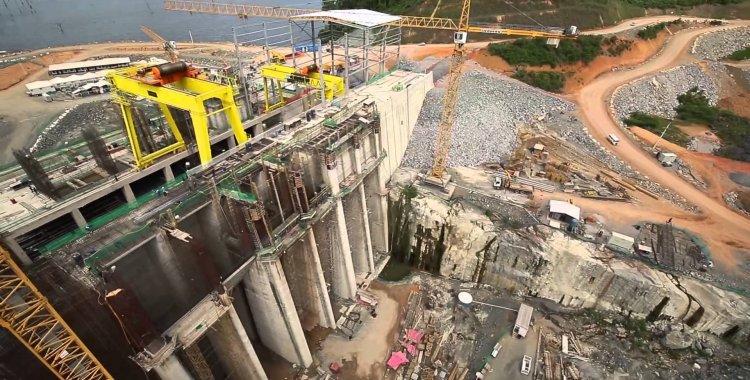Joao Lourenzo, otorgó luz verde a un proyecto por 75 millones de dólares para la continuidad de los trabajos en la hidroeléctrica de Lauca
