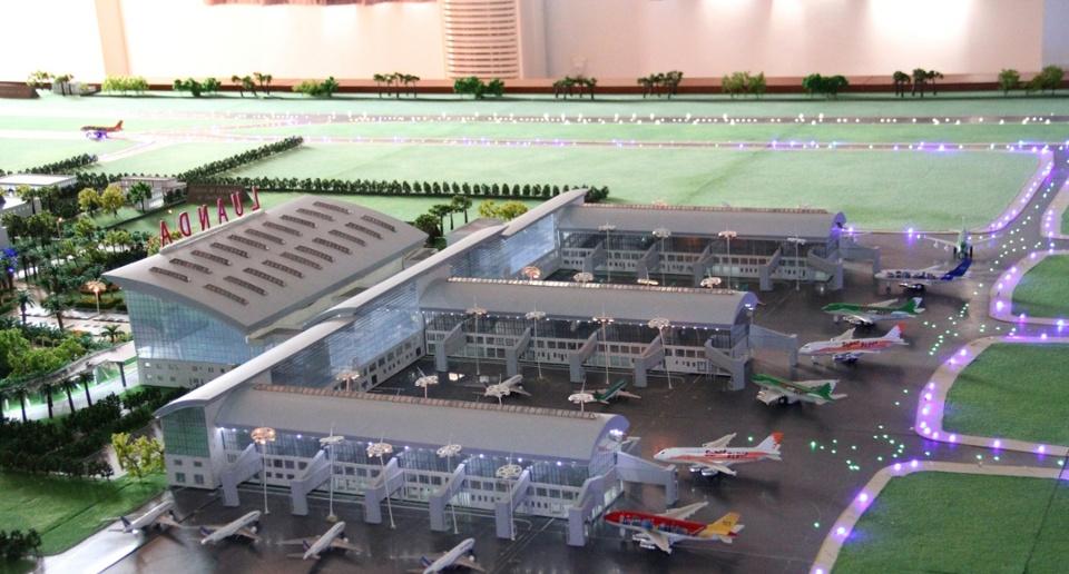 Aeroporto Luanda Chegadas : Novo aeroporto de luanda vai ter ligação ferroviária até à
